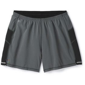 "Smartwool PhD 5"" Shorts Men Graphite"